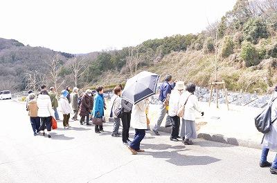 """お墓の就活   """"2017春のバス見学会"""