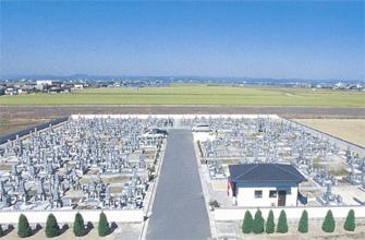 七区法親墓苑